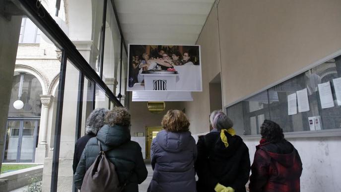 1-O: Exposició sense inauguració