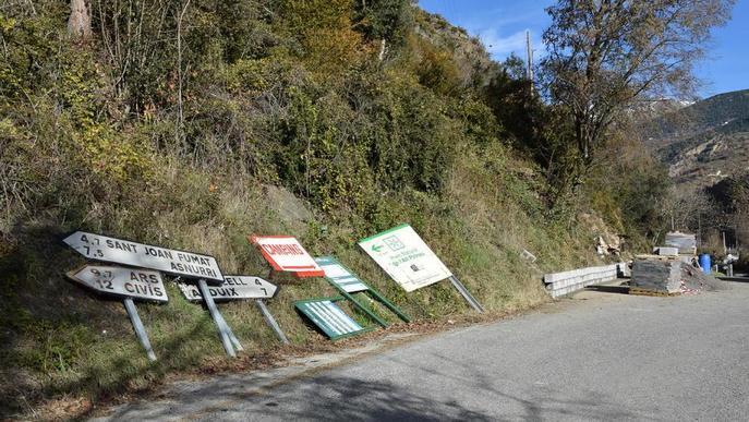 Les Valls de Valira controla l'accés de vehicles al Parc Natural