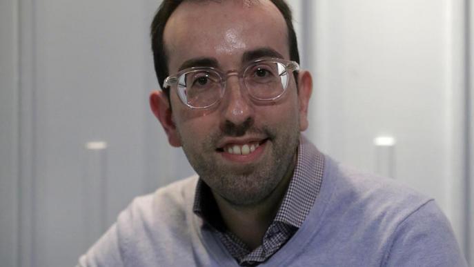 L'advocat Xavier Palau, alcaldable del PP a la Paeria
