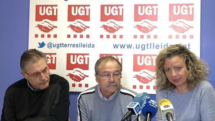 UGT denuncia incompliments del conveni carni a Grup Jorge