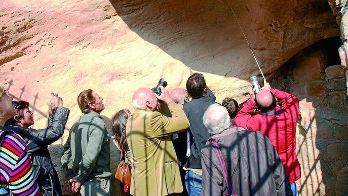 Més de 40.000 € per a l'entorn del conjunt rupestre del Cogul