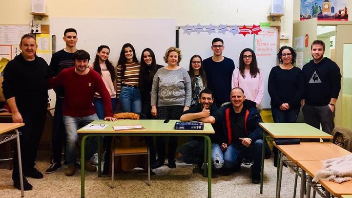 Comença el curs de monitor de lleure juvenil a l'escola de Puigverd de Lleida