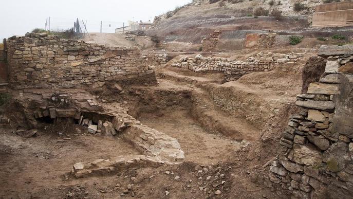 Nova campanya d'excavacions arqueològiques al castell de Tàrrega