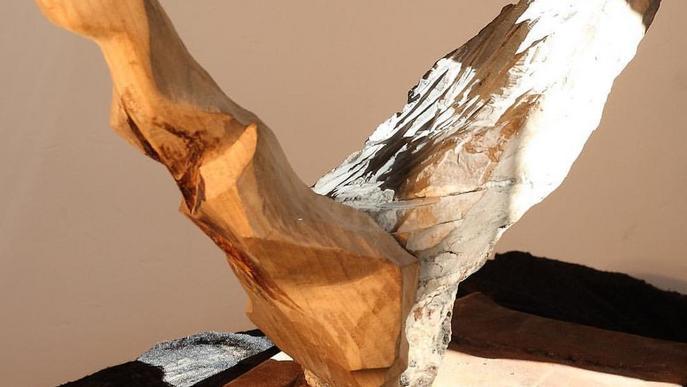 Art del Pirineu per al guitarra dels Stones, Ron Wood