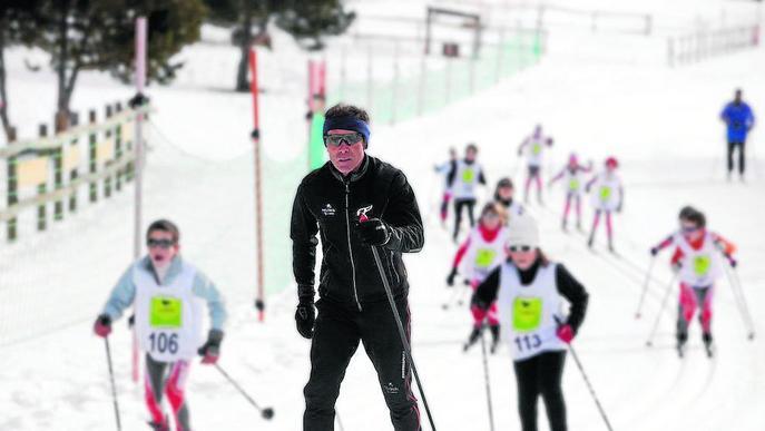 Mor als 63 anys el tres vegades olímpic Josep Giró