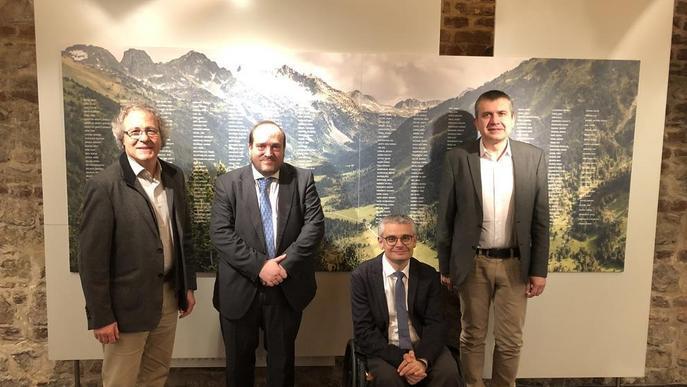 Cracòvia recorda el pas de jueus pel Pirineu