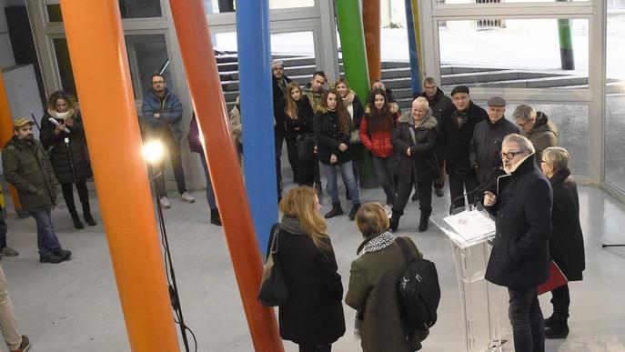 La Casa del Dibuix, un espai per a tallers creatius, obre al febrer