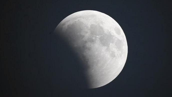Els núvols i la boira eclipsen el fenomen astronòmic de l'any