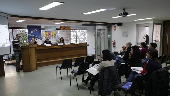 Formació per reduir l'atur i ajuda a empreses per a la contractació a Lleida