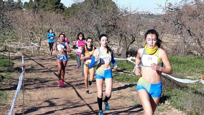 Més de 550 participants en el Cros Ramon Bellmunt d'Arbeca
