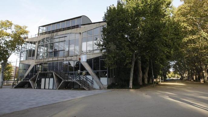 Debat públic per al Palau de Vidre quan hi ha tres projectes pendents
