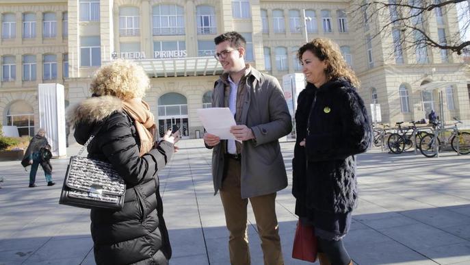 Postius demana al Congrés abaratir fins a un 40% l'AVE Lleida-Barcelona