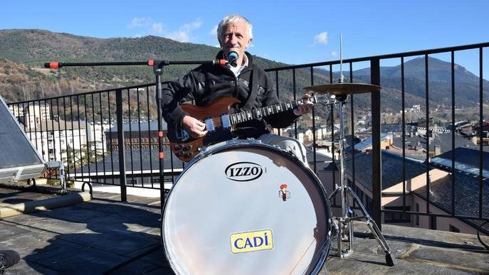 Recullen firmes a la Seu per dedicar un carrer a Truqui, un músic de la ciutat