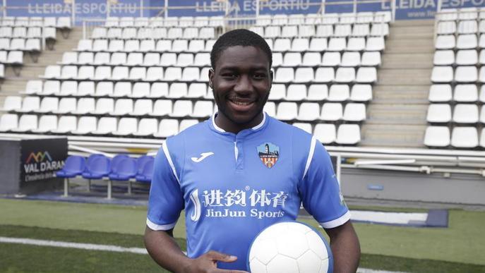 Dongou diu que va triar el Lleida per reivindicar-se
