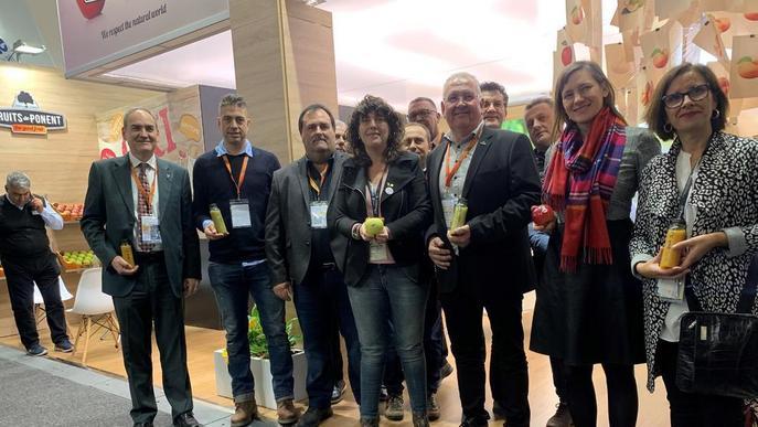 Lleida exhibeix a Berlín potencial exportador