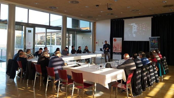 Debat a Lleida sobre gestió d'organitzacions esportives