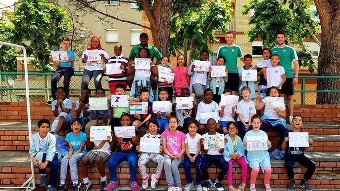 El Balàfia expandeix l'Escola de Valors