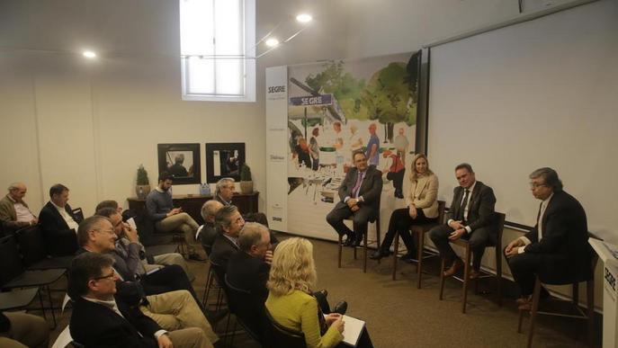 Noves tecnologies, clau de competitivitat del sector agrari i seguretat al consumidor