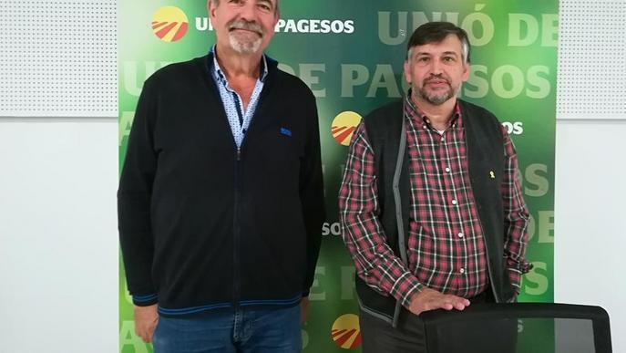 """UP exigeix a Madrid repartir 70 milions de la PAC que avui cobren """"no pagesos"""""""