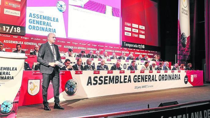 El lleidatà Subies dimiteix de la Federació Espanyola