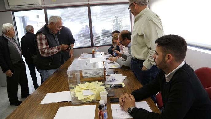 Boldú s'imposa al candidat de JARC al reg de l'Horta