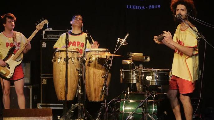 Funk i ritmes caribenys per tancar el Festival MUD