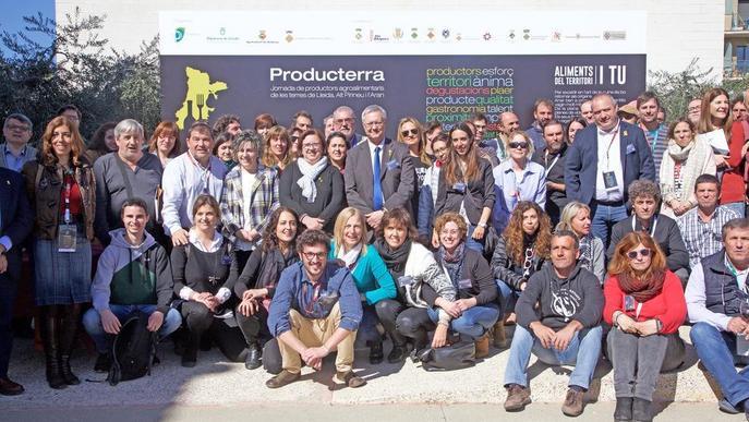 Advoquen per una marca que agrupi la producció agroalimentària de Lleida