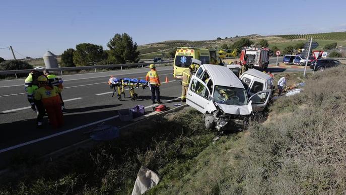 Sarroca demanarà de nou una rotonda a la C-12 arran de l'accident mortal