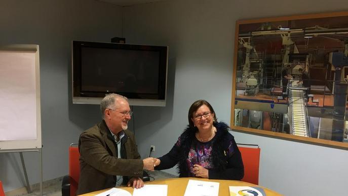 El Grup SEGRE renova la col·laboració amb FiraTàrrega