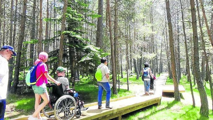 El Parc Natural de l'Alt Pirineu va rebre l'any passat 354.000 turistes, un 12% més