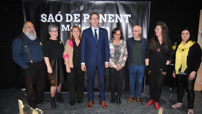 Saó de Ponent premia un text teatral d'Eva Saumell