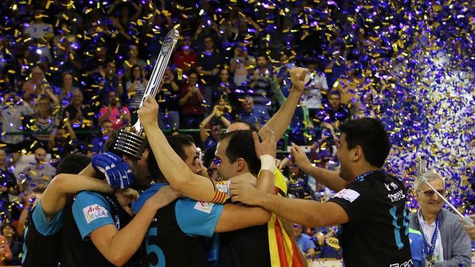 Entrades a 15 € per a la Final Four de la Europe Cup