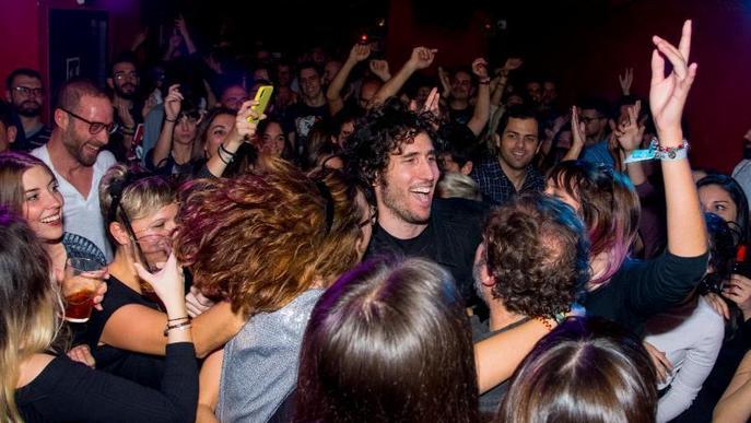 La fusió de pop i electrònica d'Amatria, divendres a la Manolita