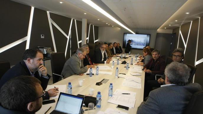 Pressupost d'1,8 milions per a la Fira, amb 247.000 € de superàvit