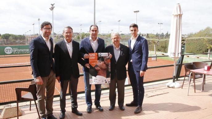 L'elit espanyola sub-13 se cita al Trofeu Albert Costa