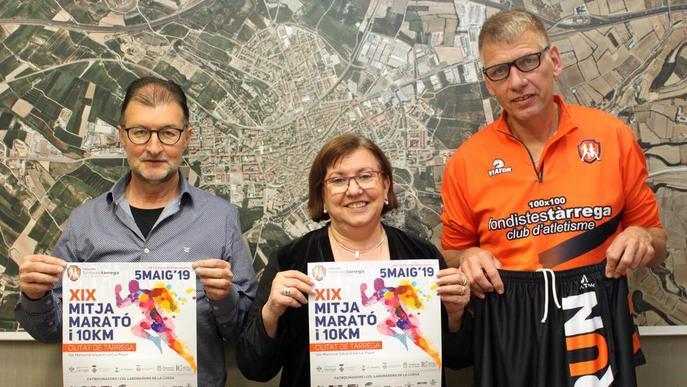 La Mitja Marató i els 10 km Ciutat de Tàrrega esperen més de 600 atletes