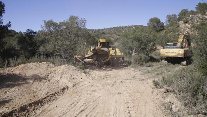 Catorze pobles de Ribera d'Ebre i el Segrià, contra l'abocador industrial
