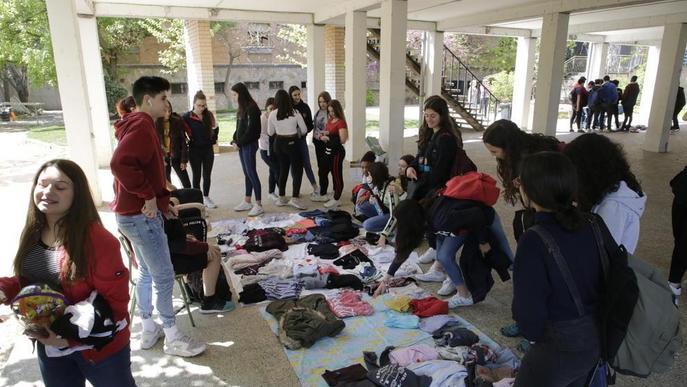 Alumnes amb consciència social