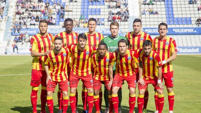 El Lleida es podria quedar sense 'play-off' tot i sumar els quinze punts possibles
