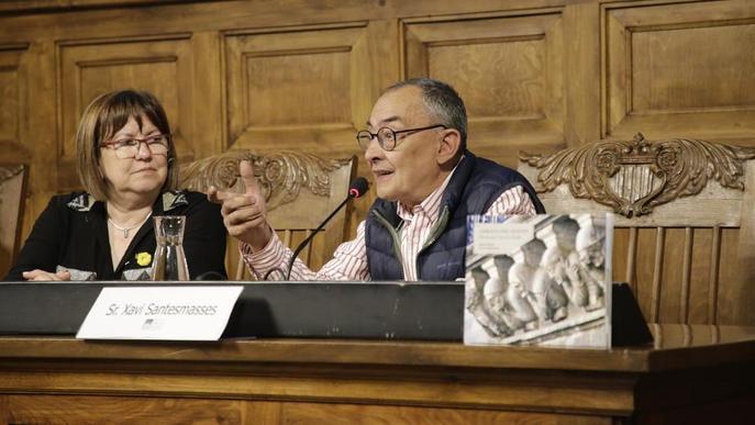 Homenatge a la Lleida de secà, el llibre de Sant Jordi de SEGRE