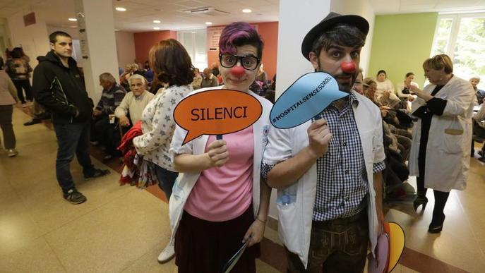 El silenci també cura