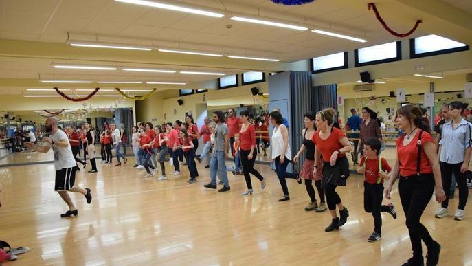 La Seu d'Urgell es posa a ballar