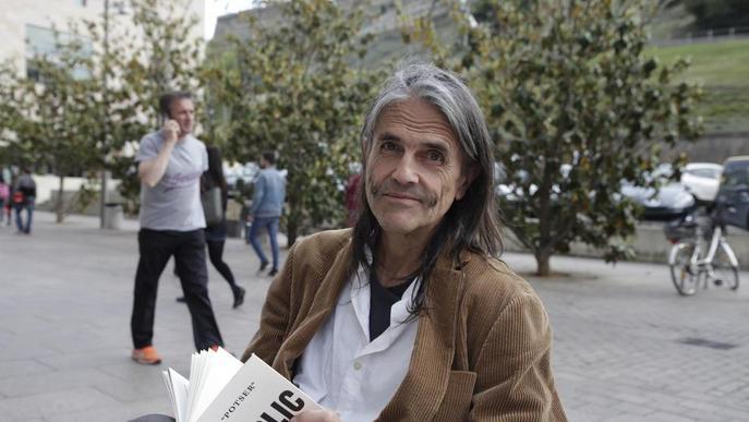 Perejaume presenta un llibre sobre art a Lleida