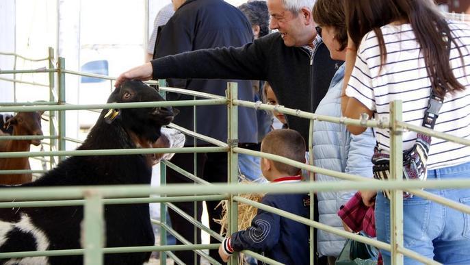 La Fira de Sant Isidre de Solsona obre avui les portes amb dos-cents expositors