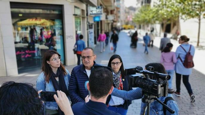Pueyo dóna suport al pla de l'estació i no a Torre Salses