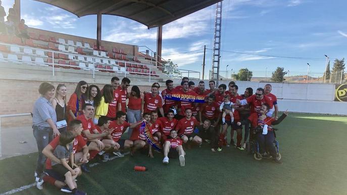 Miguel Rubio retorna el Fraga a Tercera divisió