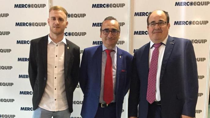 Mercoequip de Fraga reuneix un centenar d'expositors