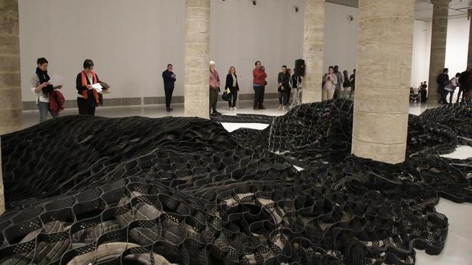 La nit omple els museus