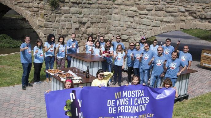 Mostra amb més de 130 vins i caves a Agramunt el dia 25