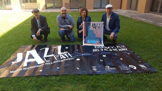 Sis concerts a la III edició del cicle 'Jazz al Pati' de Balaguer
